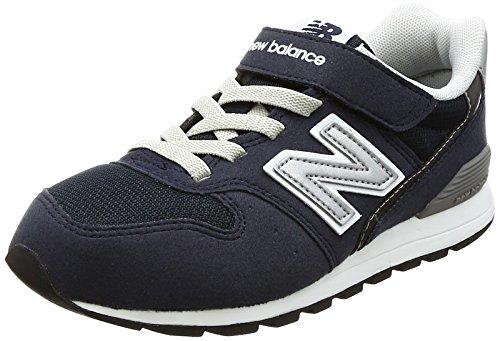 [ニューバランス] キッズシューズ KV996(旧モデルなど)17~24cm 運動靴 通学履き 男の子 女の子 52_ネイビー...