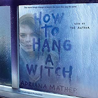 How to Hang a Witch audiobook cover art