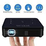 OTHA WiFi Proiettore Mini Proiettore Portatile 200ANSI Lumens, Videoproiettore...
