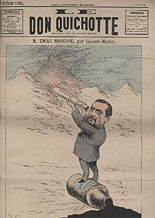Le Don Quichotte N°626, M.Emile Brousse.