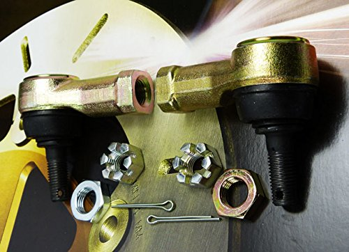 2x Spurstangenkopf Ersatzteil für/kompatibel mit Can Am Renegade 500/800 / 1000