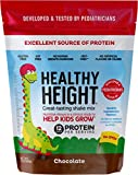 Healthy Height Kids Protein Powder (Chocolate) - Developed by Schneiders Childrens Hospital to Help...