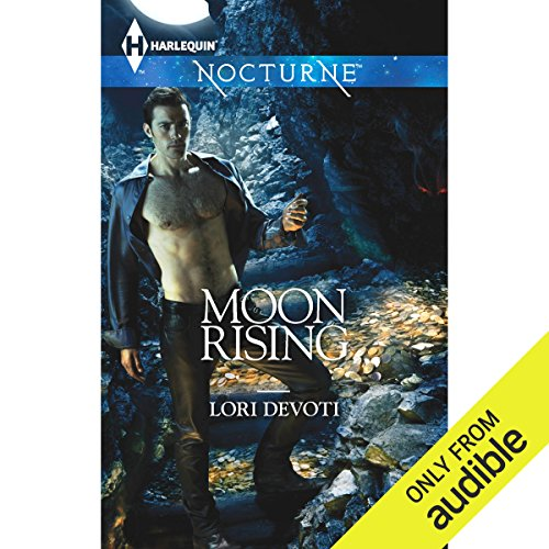 Moon Rising audiobook cover art