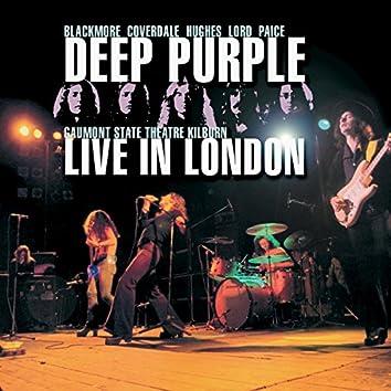 Live In London 1974