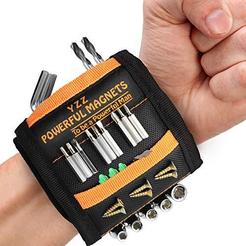 Geschenkideen Für Männer - Magnetisches Armband Werkzeug Armband Für Männer, Handwerker kleine...
