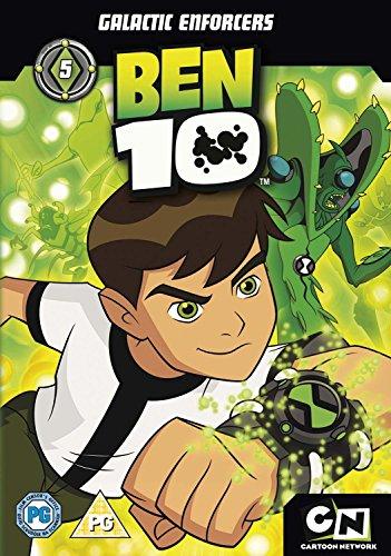 Ben 10 - Series 2, Vol. 2