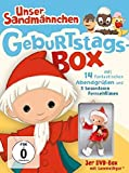 Unser Sandmännchen - Geburtstags-Box [3 DVDs]