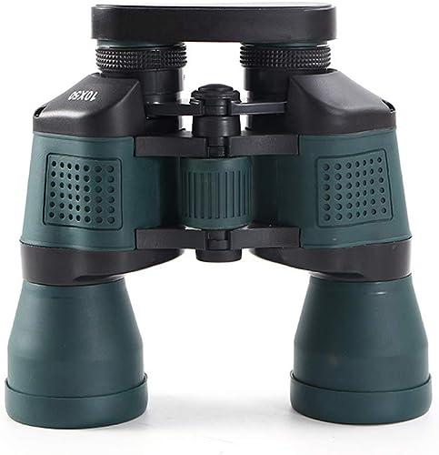 Télescope AZHom Télescope pliant portable 10 × 50 HD pour jumelles d'extérieur