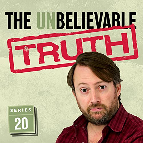 The Unbelievable Truth - Series 20 cover art