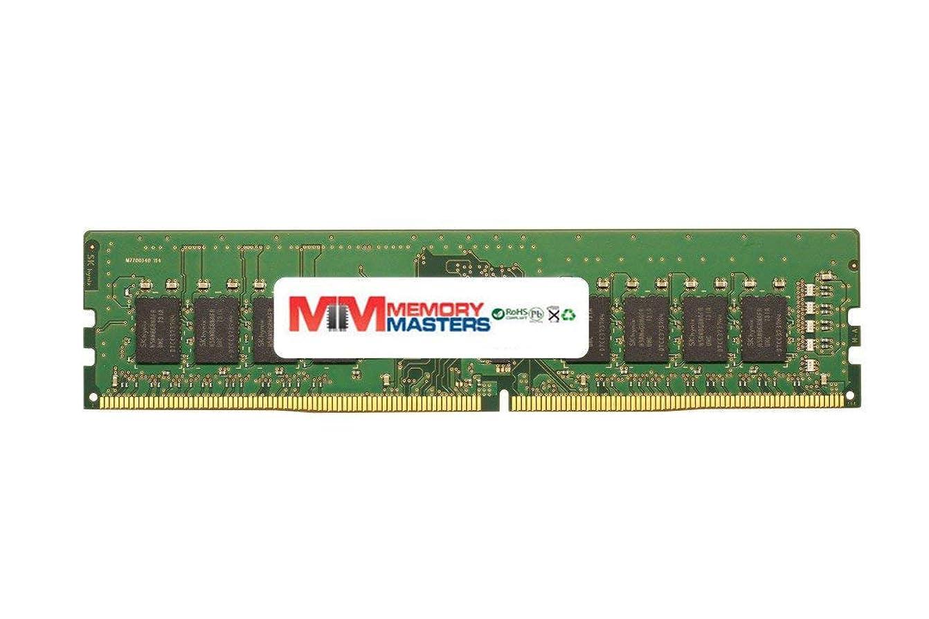モンキーレスリング契約するMemoryMasters Dell 互換性 SNPYXC0VC/16G A9321912 16GB (1x16GB) PC4-2400 非ECC バッファなし UDIMM メモリ DELL PowerEdge T30用