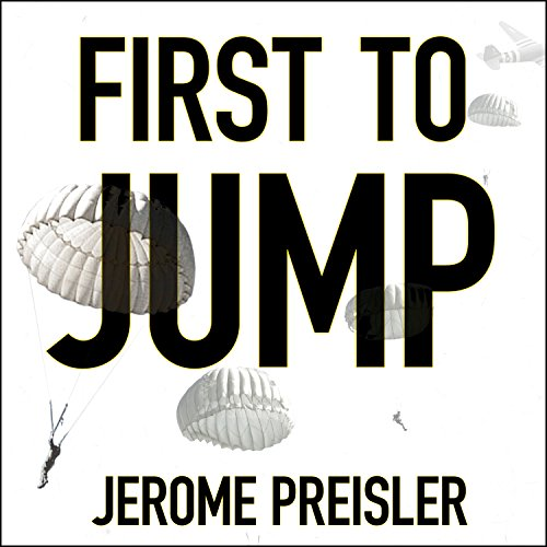 First to Jump audiobook cover art