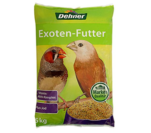 Dehner Vogelfutter, Exotenfutter, 5 kg