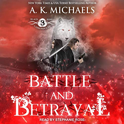 Battle and Betrayal cover art