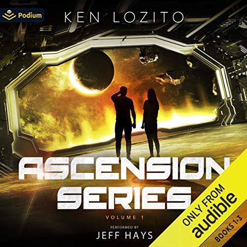 Ascension Series: Volume I: Books 1-3