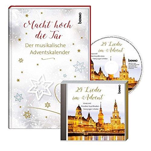Adventskalender »Macht hoch die Tür«: Der musikalische Adventskalender