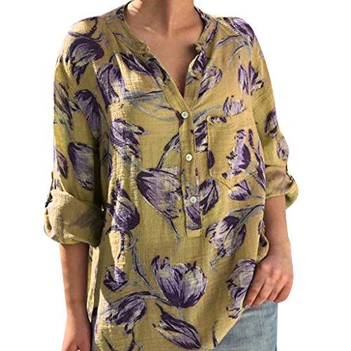 Feytuo Damen T-Shirt Kleid,Bluse Tshirt Maxi Poloshirt Crop Top Nachthemd Sexy Oberteile Blusen elegant Tunika Vero Moda Marco Polo Street Sommer