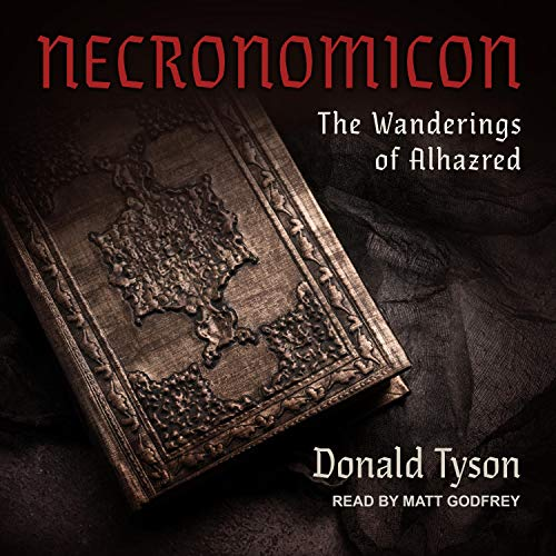 Necronomicon Audiobook By Donald Tyson cover art