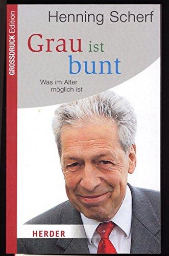 Henning Scherf stellt sein eigenes Altersbild der großen Angst vor einer immer älter werdenden Gesellschaft entgegen. In seiner Alters-WG, praktiziert ... auf faszinierende Weise in den Blick.