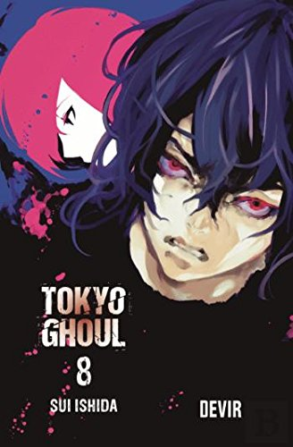Tokyo Ghoul - Volume 8