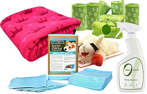 essentials puppy training pads
