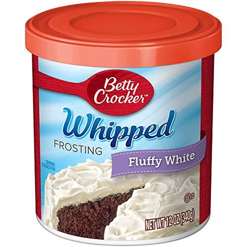 Betty Crocker Soft Whipped Frosting, Fluffy White