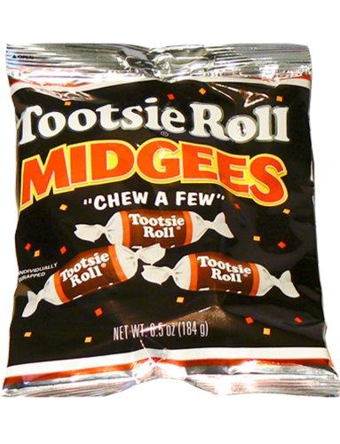 Tootsie Roll 184g Midgees Bolsa