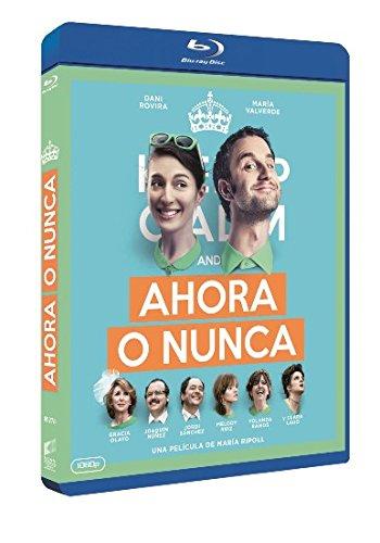 It\'s Now or Never (2015) ( Ahora o nunca ) [ Spanische Import ] (Blu-Ray)