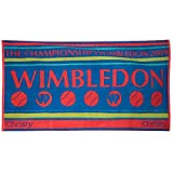 Wimbledon 2009 on Court Christy Uk - Toalla de tenis para mujer