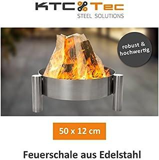 Feuerschalen Grillschalen Design 1 Grillschale Edelstahl Feuerschale Ø700mm