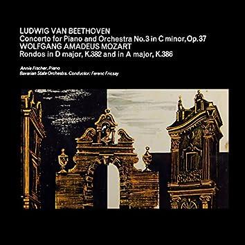 Beethoven: Concerto for Piano - Mozart: Rondos in D Major