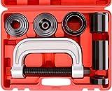 Extractor e instalador de ROTULAS y SILENTBLOCKpara 4x4, camiones ligeros y coches