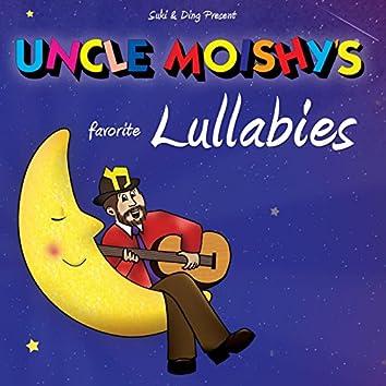 Uncle Moishy's Favorite Lullabies