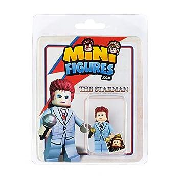 Custom Design Minifigure - The Star Man - Adult Collectors Edition