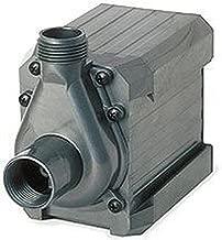 Supreme (Danner) ASP02740 Mag Drive 24-Water Pump for Aquarium ( Black or Silver )