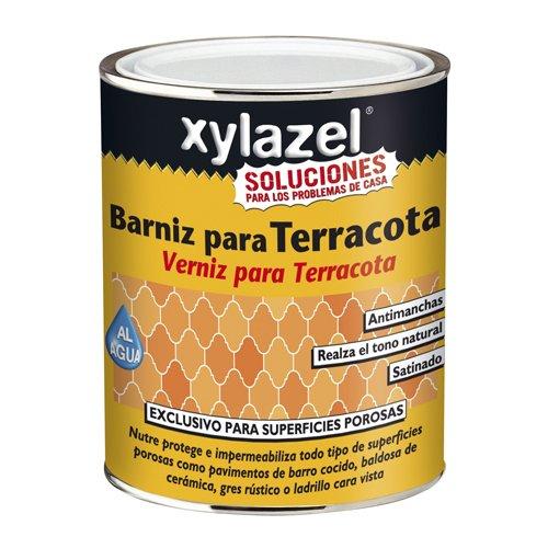 Xylazel - Barniz para terracota satinado 4l