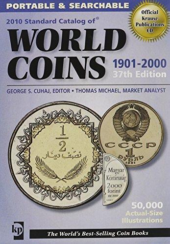 2010 Standard Catalog of World Coins 1901 - 2000 (DVD)