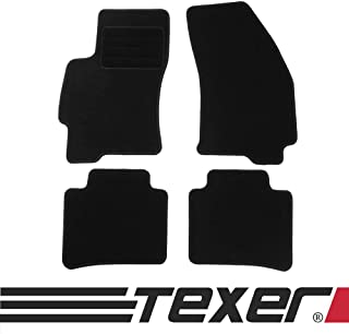 CARMAT TEXER Textil Fußmatten Passend für Ford Mondeo III Bj. 2000 2007 Basic