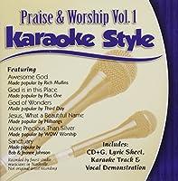Vol. 1-Praise & Worship