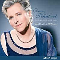 Schubert: Piano Sonatas by Janina Fialkowska (2013-09-24)