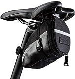 Proberos® 1.2L Bike Seat Saddle Wedge Pack Pannier Storage Bag Mountain Road MTB