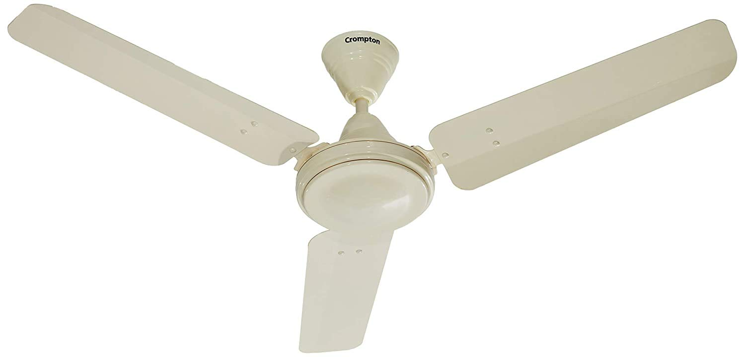 Buy Crompton High Speed 600 Mm 24 Inch Small Ceiling Fan Brown Online At Low Prices In India Amazon In