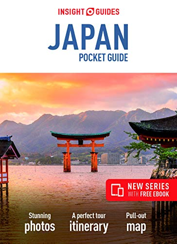 Insight Guides Pocket Japan (Travel Guide with Free eBook) (Insight Pocket Guides)