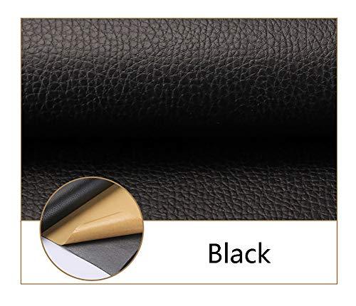 Pigebu Leder Textilien selbstklebendes transdermales Pflaster Leder wasserdichte Kunstleder weich tragbar Material Kunstwerke (Size : 140CM*300CM)