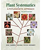 Plant Systematics: A Phylogenetic Approach - Walter S. Judd