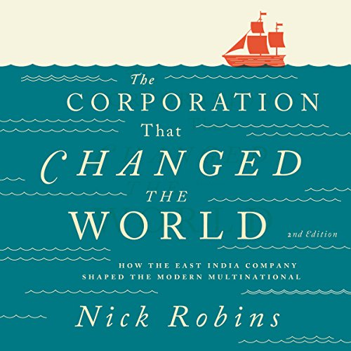 The Corporation That Changed the World cover art