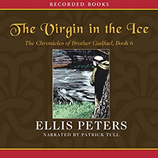 The Virgin in the Ice audiobook cover art