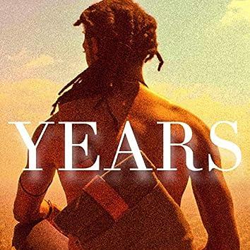 Years (feat. Tyrece Mcnaughton)