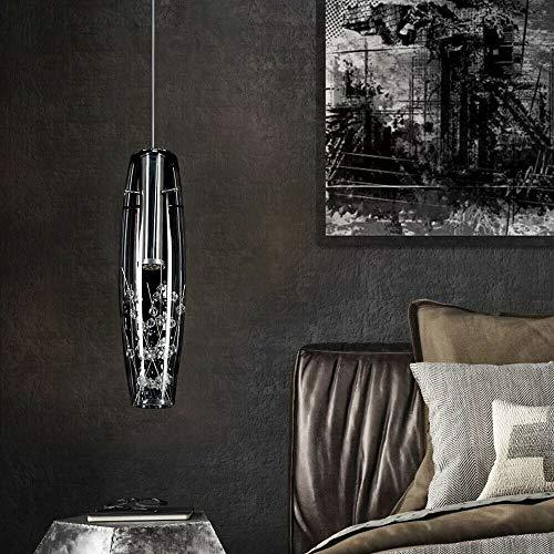 Lámpara LED Chandelier Crystal Kitchen Island Lamp Bar colgante lámpara de techo DHL