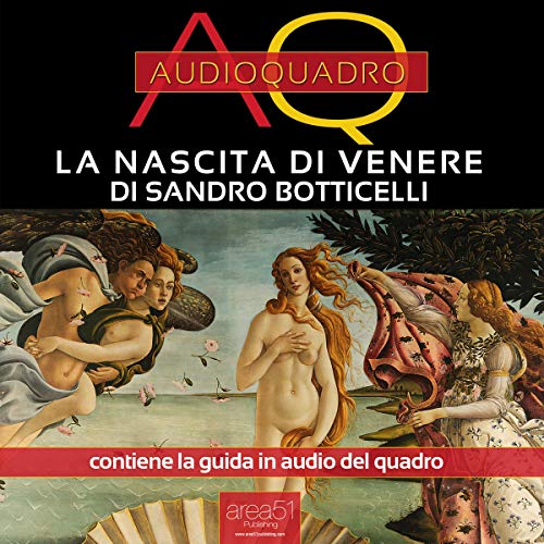 La nascita di Venere di Sandro Botticelli [The Birth of Venus by Sandro Botticelli] Titelbild