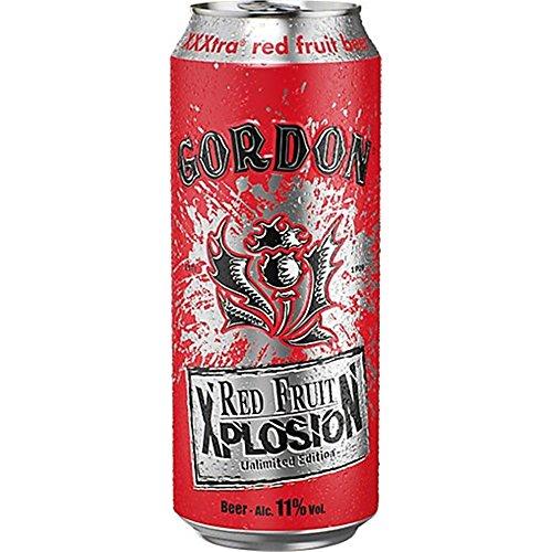 Gordon Xplosion Frutta rossa 11 ° 50 cl 6 x 50 cl